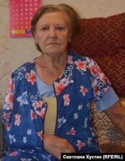 Антонина Полуэктова