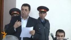 Օհանյանը իր ձերբակալությունը Ալիկ Սարգսյանի հետ կապեց