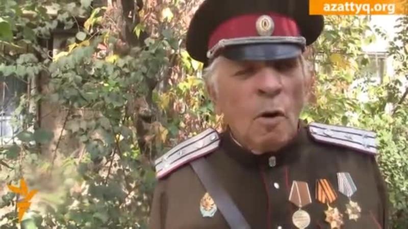 Казак утверждает, что побывал в разведке в Украине