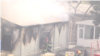 На проспекте Гусейна джавида произошел пожар