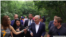 Armenia -- Parliament Speaker Galust Sahakian answers Azatutyun.am's questions, Tsakhadzor, 25Aug2016
