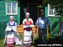 У беларускай вёсцы Тургенеўка