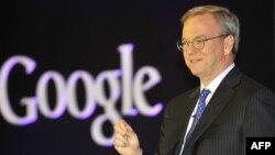 Виконавчий директор компанії Google Ерік Шмідт