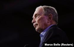 Michael Bloomberg s-a retras după ce a câștigat doar în teritoriile americane din Samoa