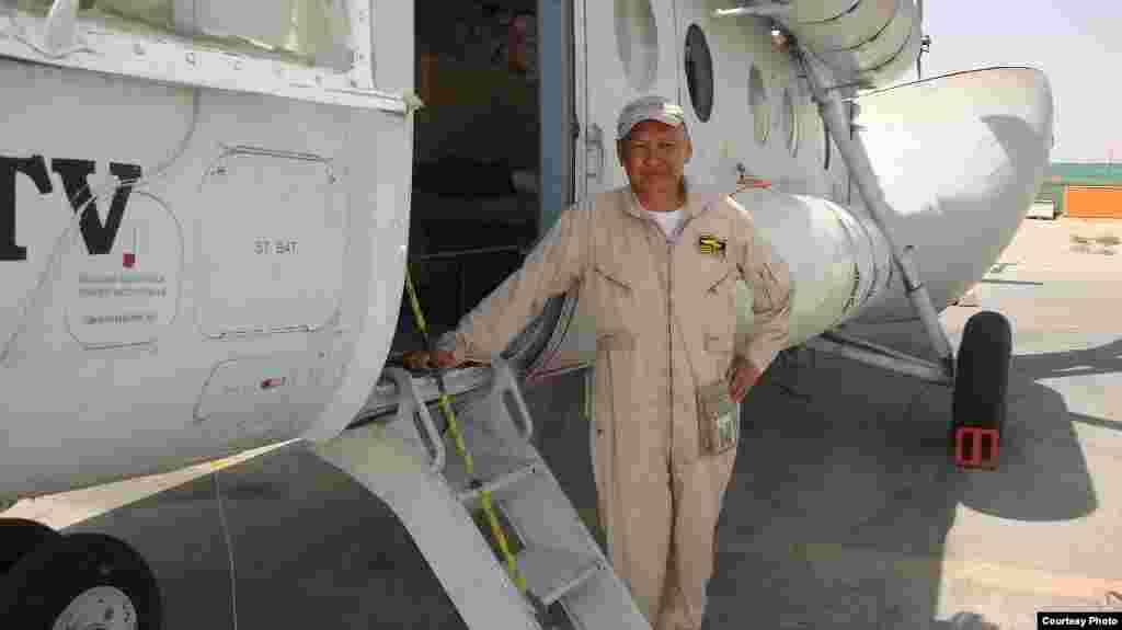Эсенбек Ниязалиев, гражданин КР, погиб во время теракта в Кабуле