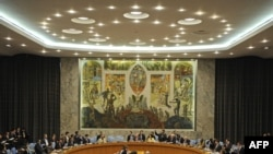 The 15-member Security Council should debate the draft resolution on September 24.