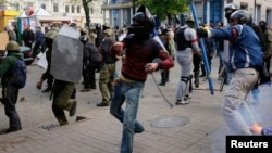 Беспорядки на улицах Одессы