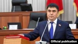 Айбек Осмонов