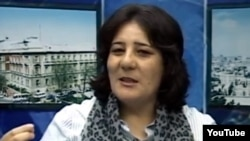 Gozal Bayramli was detained as she returned from Georgia.