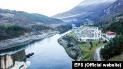 Hidroelektrana Bajina Bašta