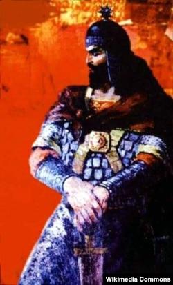 Babəkin xəyali portreti