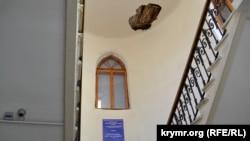 Потолок в музее Леси Украинки