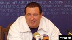 Armenia -- Prosperous Armenia Party leader Gagik Tsarukian.