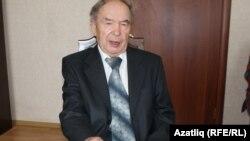 Академик Индус Таһиров