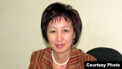 Мәскеудегі «Халықтар достығы мен ұлттық мәдениеттердің дамуын қолдайтын «Астана» қорының президенті Жарқын Өтешова
