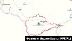 Єврейська автономна область на Yandex.картах