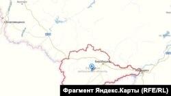 Еврейская автономная область на Яндекс.Картах