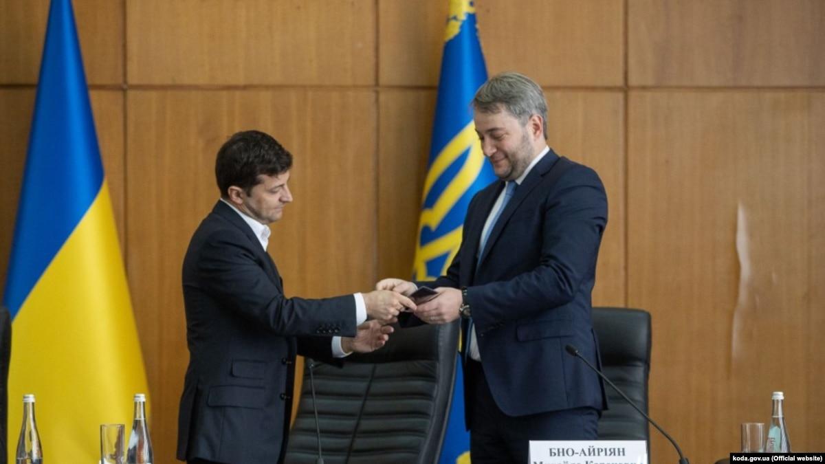 Председатель Киевской ОГА подал в отставку, не сообщив о причинах решения