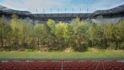 Шума во фудбалски стадион во Австрија