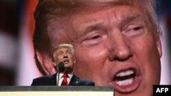 АКШнын президенттигине Республикачылар партиясынан талапкер Дональд Трамп