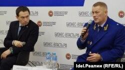 Тимур Нагуманов и Вениамин Селифанов