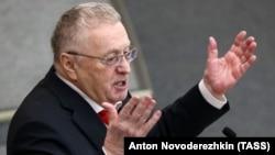 Ռուսաստանի Լիբերալ դեմոկրատական կուսակցության առաջնորդ Վլադիմիր Ժիրինովսկի, արխիվ