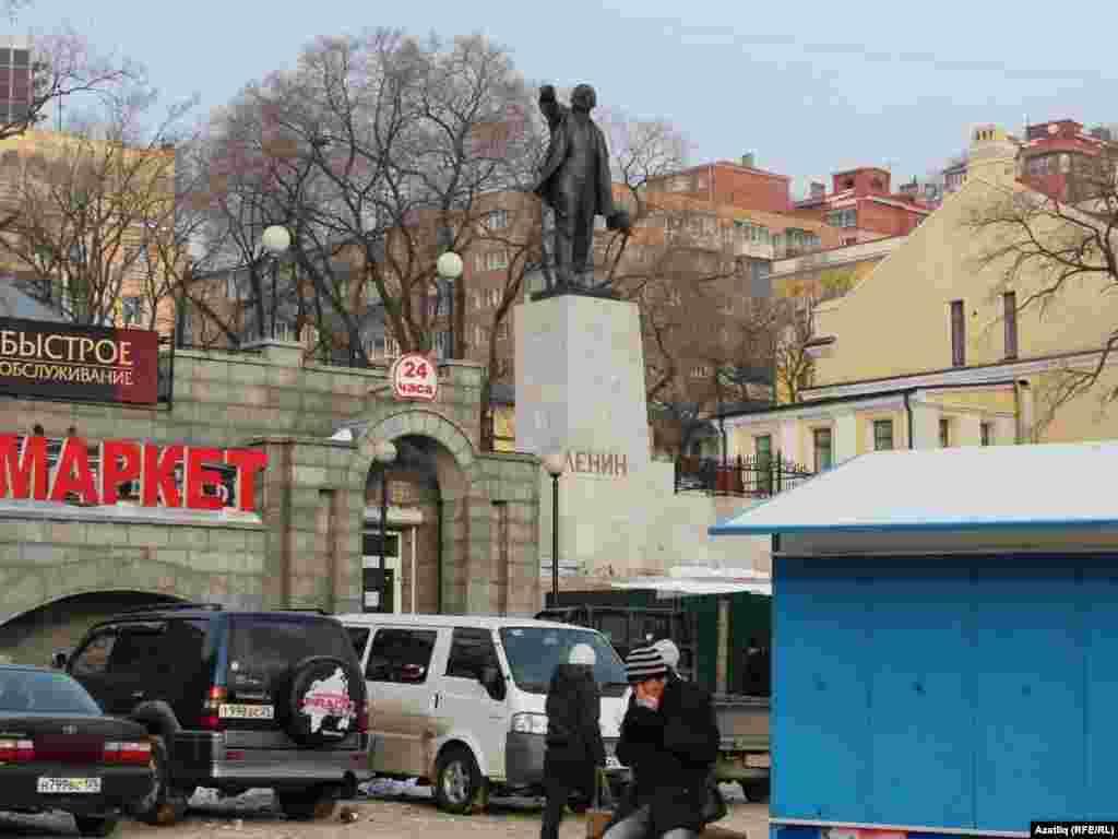 Ленин һәйкәле