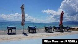 Plaja din Grecia