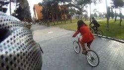 Bulvarda velosiped qadağası