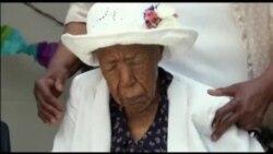 Старейшая женщина в мире отметила 116-й день рождения