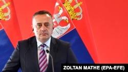 Aleksandar Antić, bivši ministar energetike Srbije i funkcioner SPS-a