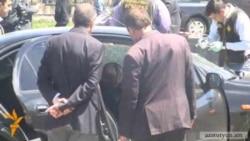 Найден труп начальника Наирийского отдела полиции