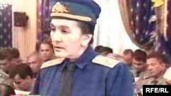 Гурбанбиби Атажанова Туркманистон бош прокурори лавозимида 10 йил ишлаган.