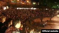 Архивска фотографија: Фестивалот Охридско лето.