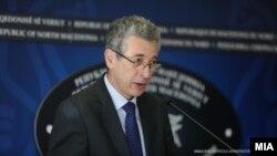 Апостол Симовски, директор на Заводот за статистика