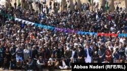 Празднование Навруза в Афганистане, 21 марта 2019 года