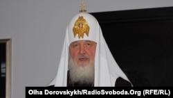 Патриарх Московский и всея Руси Кирилл в Донецке 6 мая 2011 г