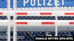 German prosecutors said three of the suspects -- all from Tajikistan -- were arrested on April 15 in the city of Siegen and in the towns of Heinsberg and Werdohl in the western state of North Rhine-Westphalia.