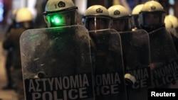 Protestat e 19 shkurtit në Athinë