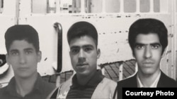 Authorities claim these three young Iranians arrested during recent protests in Iran committed suicide in jail.
