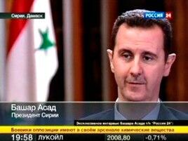 """Башар Асад – один из возможных """"клиентов"""" Али Файяда"""