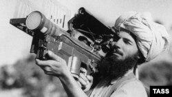 Mudžahedin sa raketom Stinger 1991. godine