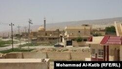 منظر عام لقضاء سنجار غرب الموصل
