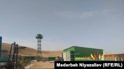 Пограничный комплекс в Кыргызстане. Иллюстративное фото.