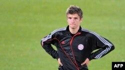 توماس مولر، هافبک تهاجمی تیم آلمان