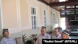 Урунбой Усмонов пас аз раҳоӣ