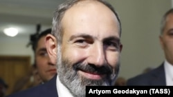 Никол Пашинян, премьер-министр Армении, объявивший войну коррупции.
