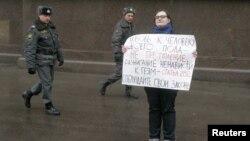 Пикет у Госдумы, 13 апреля 2012