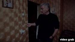 Сергей Лойко. Cкриншот из документального фильма «Гибридная история»