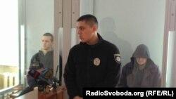 Судебный процесс над россиянином Виктором Агеевым в Луганской области
